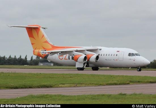 Avro RJ 85